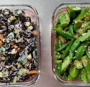 秋らしくなってきた話と、今週の常備菜。