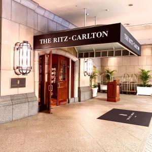 Go To Eat 第一弾 ~ リッツ・カールトン大阪でアフターヌーンティー