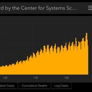 世界のコロナの新規感染者数が40万人を超える中での積立NISAの現状を公開
