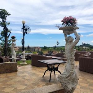 ひと味違うパタヤの風景を楽しめる名店レストラン:ムンアロイ・カオシーチャン店