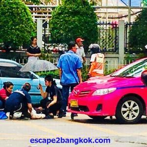 タイの年間交通事故死率は日本の10倍以上!2018年10万人に29.9人(日本2.79人)