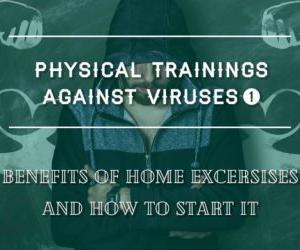 ウイルスに負けない体づくり① 自宅筋トレのメリットと、その準備
