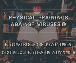ウイルスに負けない体づくり② 事前に知っておきたい筋トレ知識