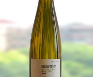 世界が認めた中国産ワインを堪能する #3『迦南美地 雷司令 Kanaan Riesling』