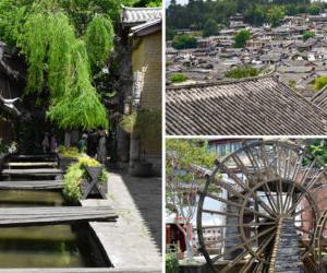 花が咲き乱れ、千年の歴史の世界遺産「麗江古城」はとにかく美しい!