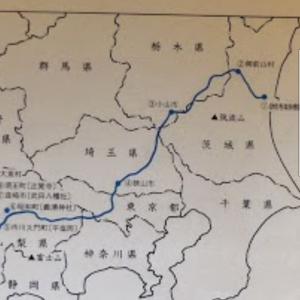 甲斐武田が、山梨県に、移った証拠です。