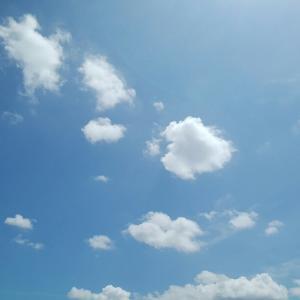8月3日。札幌の青空。友情。