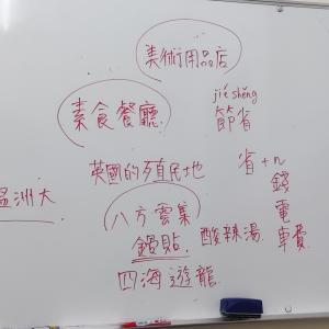 台湾華語の授業が始まる!