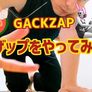 【腹筋初級】GACKTさんの自宅トレーニング【ガクザップ】をやってみた!