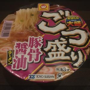 ごつ盛り 豚骨醤油ラーメン
