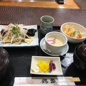 鶴亀の「タタキランチ」