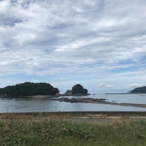 今日の咸陽島