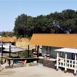 平野サーフィンビーチのそばにある「ペンションひらの&喫茶 SORA」