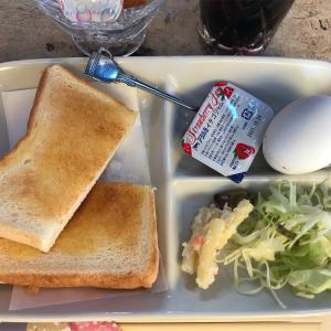 cafe Pぴぃぱる の トーストのモーニング(宿毛市四季の丘)