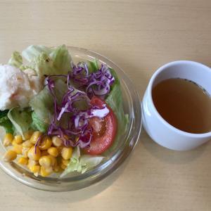 ジョイフル東中村店のチキンドリア洋食セット