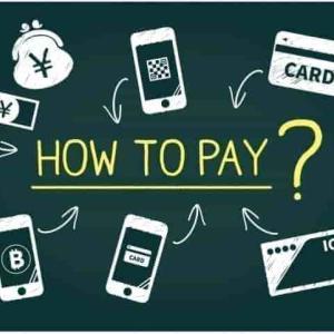 キャッシュレス決済使うならクレジットカード?スマホ決済?対策も合わせて紹介