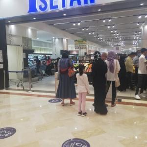 ISETANでお買い物♪あの納豆も買いました!〜マレーシア・クアラルンプール