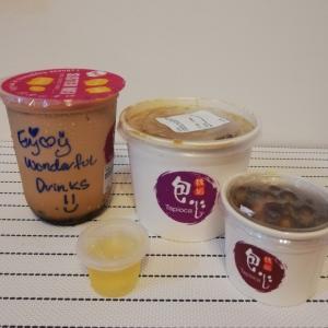 美味しい!タピオカミルクティー♪マレーシア・クアラルンプール