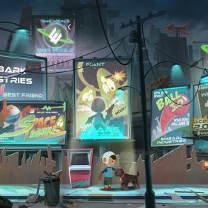 『フェッチ』無料配布!心温まるアニメアドベンチャーゲーム【Microsoftストア】