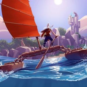 『Windbound – Brave the Storm』の発表と感想について:海と島々が舞台のサバイバルRPG【新作インプレッション】