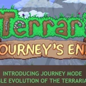 Steam版『テラリア』新モード「Journey Mode」をわかりやすく解説!【Terraria】大型アップデート「Journey's End」
