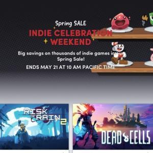 Humbleで春の大型セール「Indie Celebration Weekend」、おすすめは? 【Spring Sale】2020年度