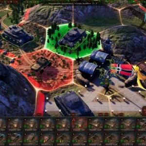 『Strategic Mind: Blitzkrieg』評価は「好評」:WW2を舞台にしたターン制戦略ゲーム【新作レビュー】