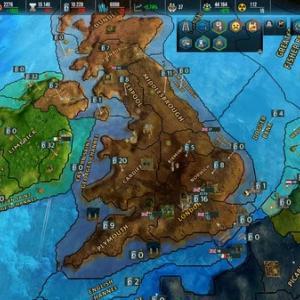 『Realpolitiks II』レビューと評価、感想ー複雑化したゲームシステム