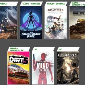 「XBOX GAME PASS」2021年2月後半の追加予定・削除予定タイトルーおすすめは?
