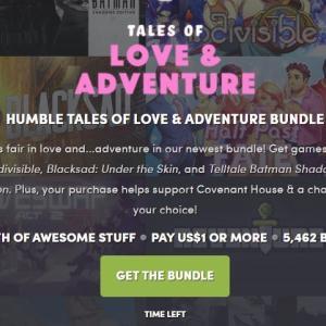 「HUMBLE TALES OF LOVE & ADVENTURE BUNDLE」レビュー・評価・感想ーアドベンチャーゲーム中心