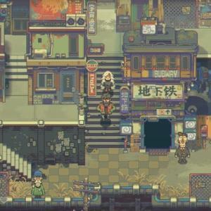 『Eastward(イーストワード)』レビューと評価・感想ードット絵が美しいアクションRPG