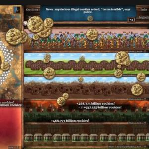 Steam版『Cookie Clicker』評価は「圧倒的に好評」ー元祖放置ゲーム レビューと感想