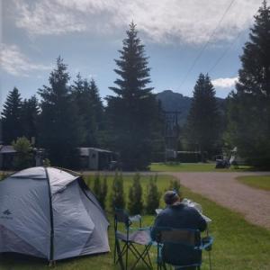 オーストリア キャンプ記録① Kernhof編 2019年6月頃