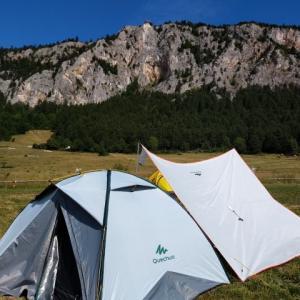 オーストリア キャンプ記録② Hohe Wand編 2019年 7月頃