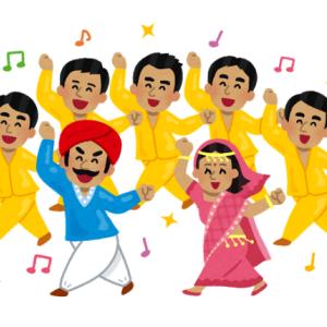 疲れたときはインドの音楽で踊ろうよ What you need is Hindi songs when you got tired