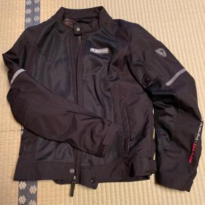 Revitのオートバイジャケットを格安で購入
