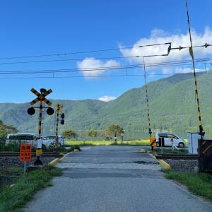 長野県松本から絶景を見ながら富山県黒部へ