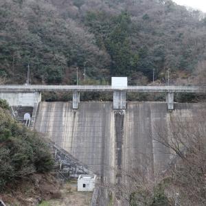 笹倉ダム【島根県】