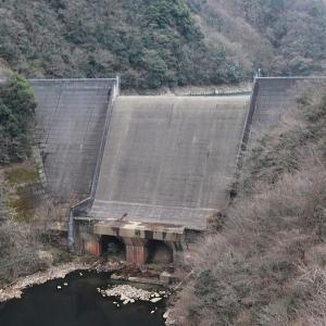 周布川ダム【島根県】