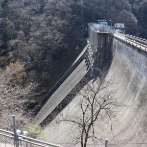 立岩ダム【広島県】