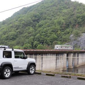 小瀬川発電所【山口県】小瀬川ダム2回目の訪問