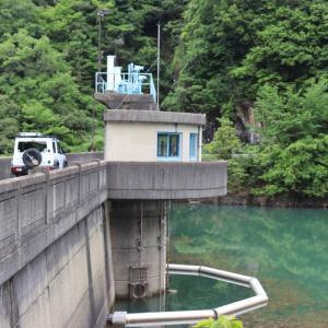 竜泉寺ダム【広島県】
