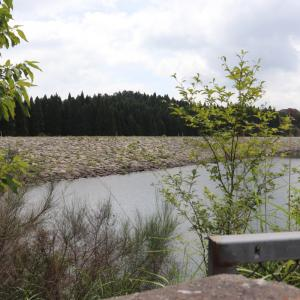 大田第四ダム【兵庫県】5基の堤体のあるダム④
