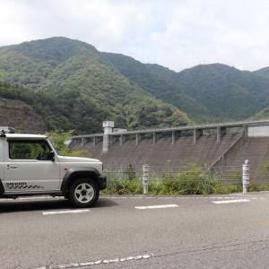 長谷ダム【兵庫県】