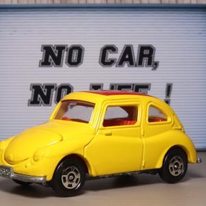 「てんとう虫」と呼ばれた車