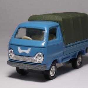 田舎のスーパーカー、2シーターミッドシップ「ザ・軽トラ」