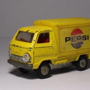 車体と外箱を別々に購入「ホンダ TN360 パネルバン」