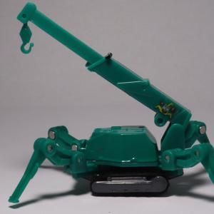 カニロボットのような「かにクレーン」