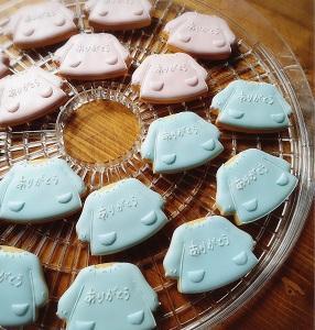 祝 卒業 cookie♪