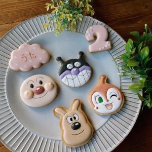 Birthday cookies♪